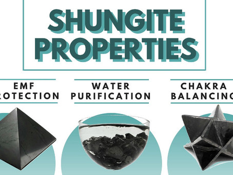 Shungite the Black Miracle