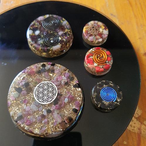Mini Orgones Zodiac Set