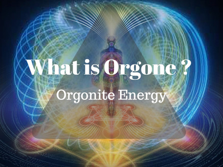 What is Orgone / Orgonite ?! VIDEO
