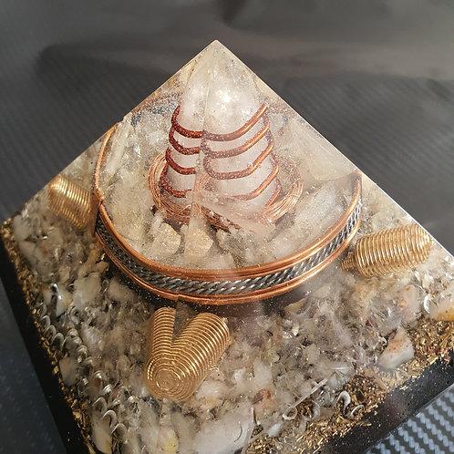 RAW O.S.B. Orgone Pyramid XL