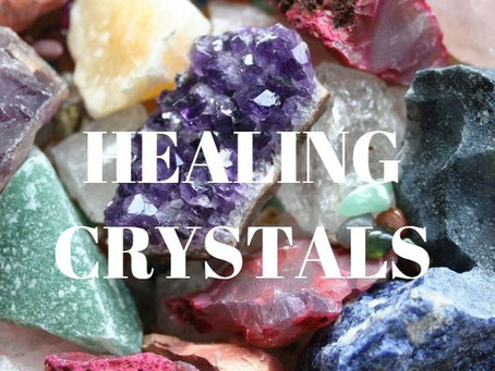 Healing Crystals & Orgones