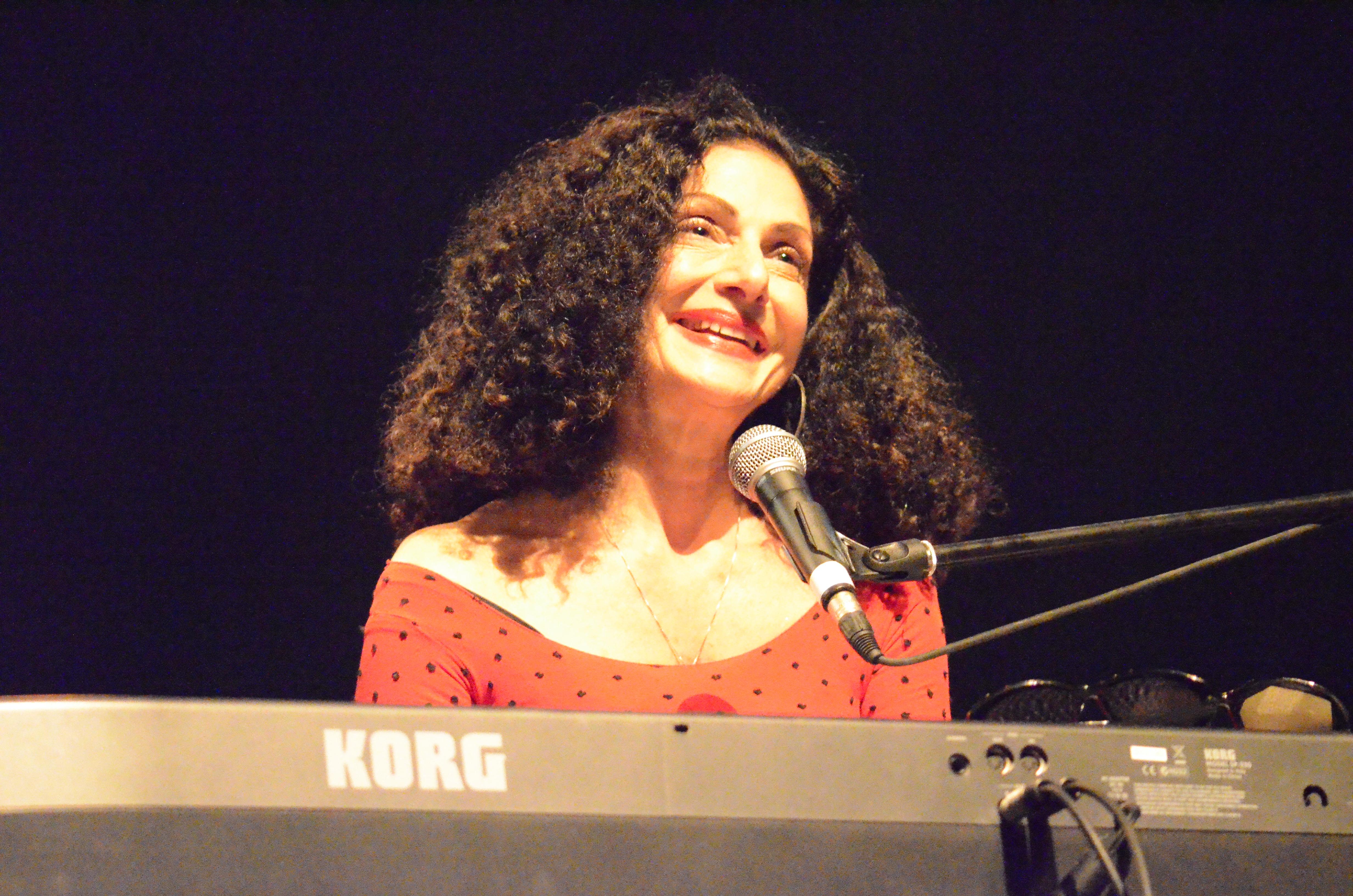 Lady Sylva au festival Sepharade
