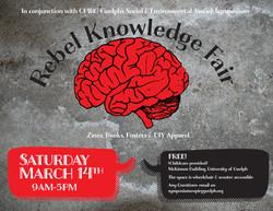 Rebel Knowledge Fair 2016