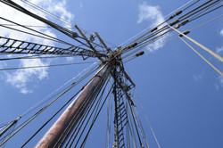 Bluenose II, Main Mast