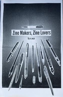 Zine Makers, Zine Lovers