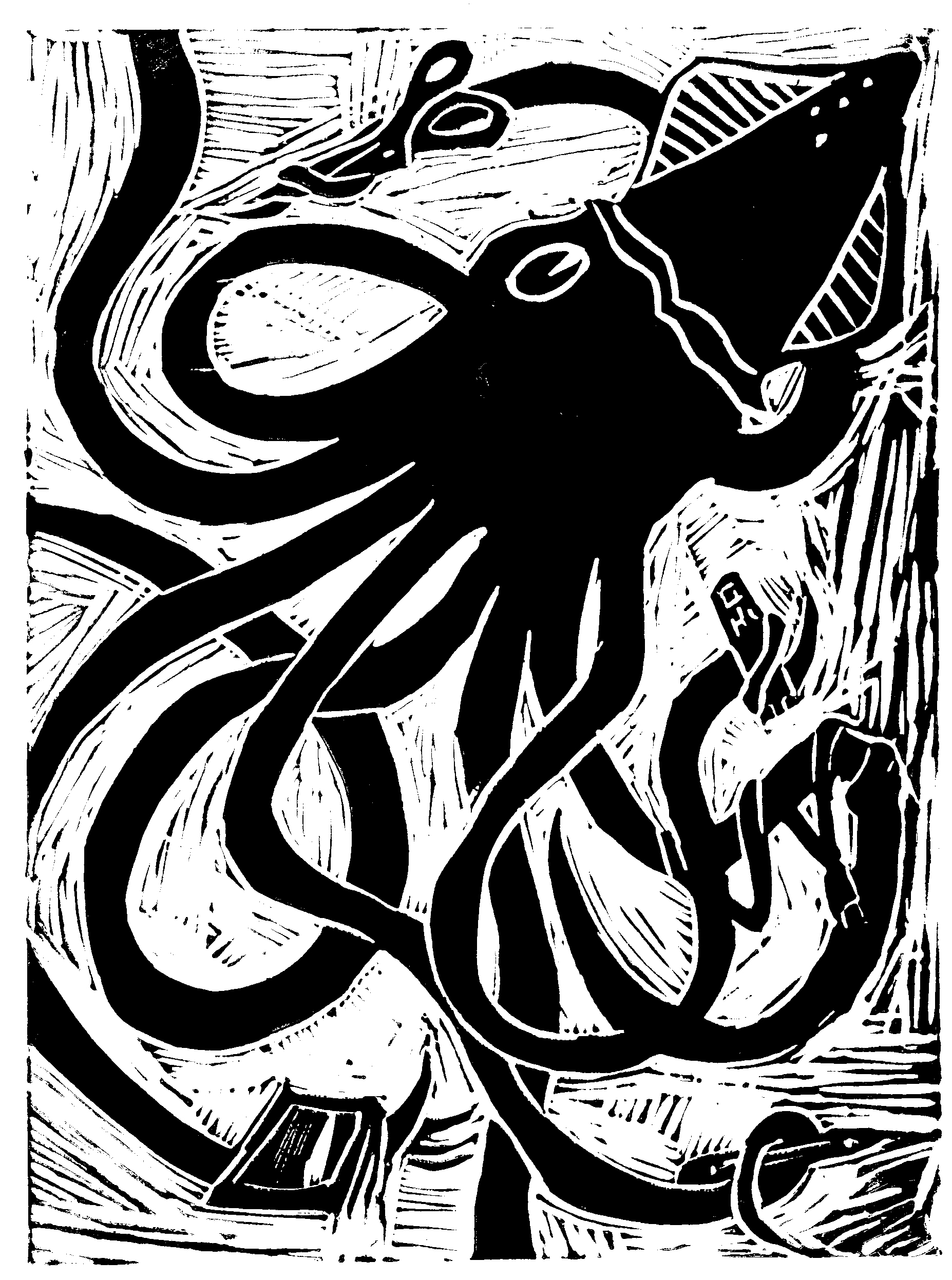 zine squid