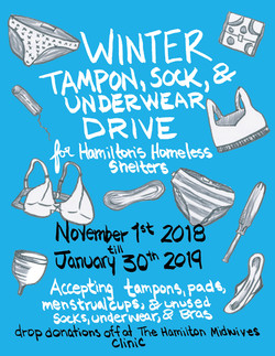 Winter Tampon Drive