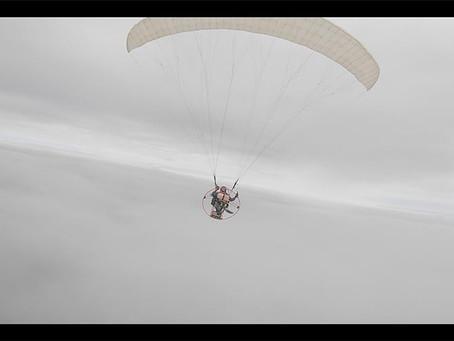 【青森・八戸】ヤマセを飛ぶ