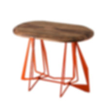 Handmade side table from İstanbul
