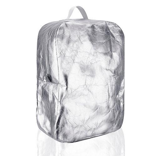Epidotte BackPack Gümüş Sırt Çantası