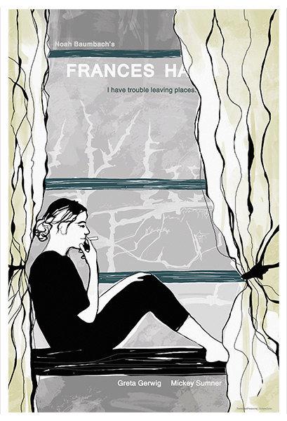Frances Hay Film İllüstrasyonu