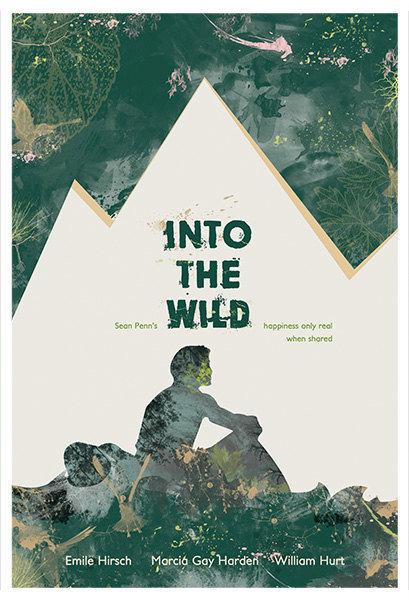 Into the Wild Film İllüstrasyonu