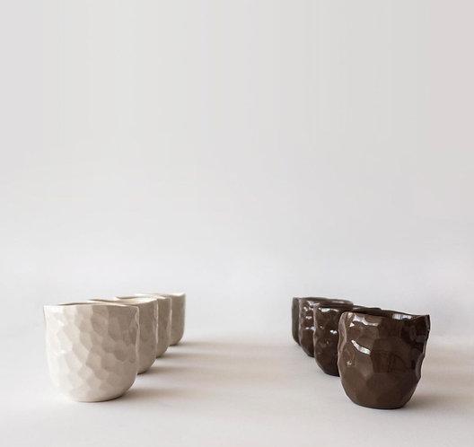 Black&White Chocolate Cups
