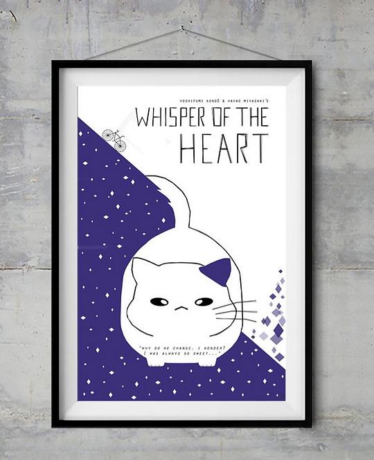 Whisperer Of Hearth Film İllüstrasyonu
