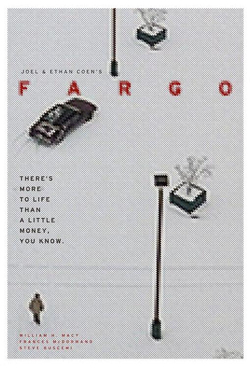 Fargo Film İllüstrasyonu