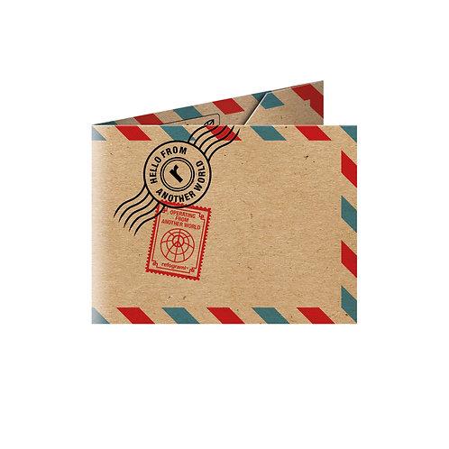 Postcard Cüzdan