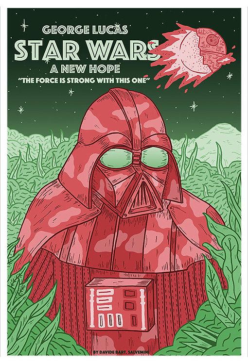 Star Wars Film İllüstrasyonu