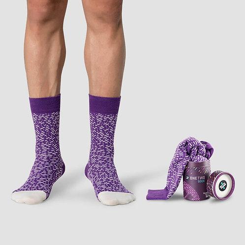 Purple Rain Çorap