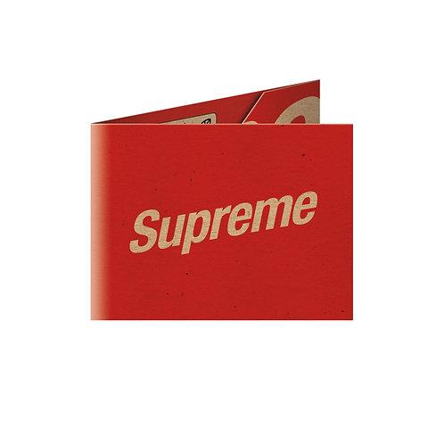 Supreme Cüzdan