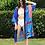Thumbnail: Eye Browse Kimono Mavi