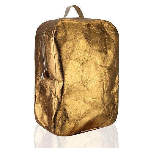 Epidotte BackPack Altın Sırt Çantası