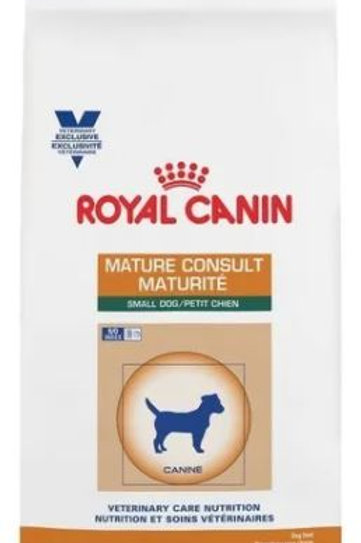 ROYAL CANIN MATURE CONSULT SMALL DOG - 1.5 / 3.5KG