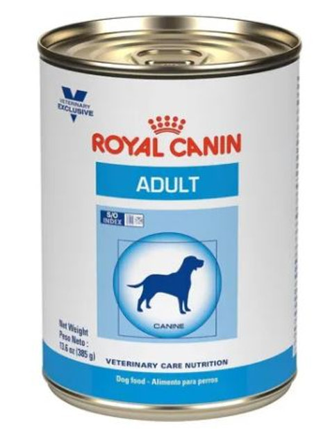 ROYAL CANIN ADULT LATA - 385GR