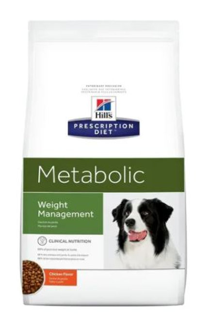 HILLS METABOLIC CANIN - 3.5 / 8 / 12.5 KG