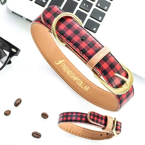 FRIENDSHIP COLLAR THE HIPSTER PUP - XS / S / M