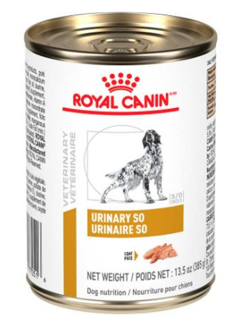 ROYAL CANIN URINARY S0 - 385GRM