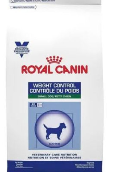 ROYAL CANIN WEIGHT CONTROL SMALL DOG - 3.5KG