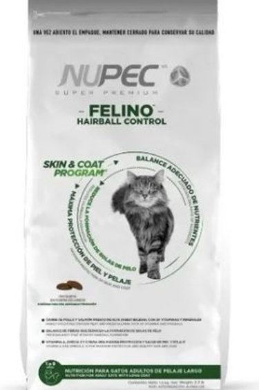 NUPEC FELINO HAIRBALL - 1.5 / 3 KG