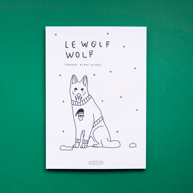 le wolf wolf