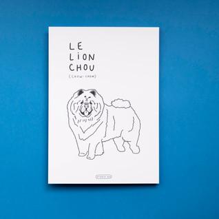 le lion chou