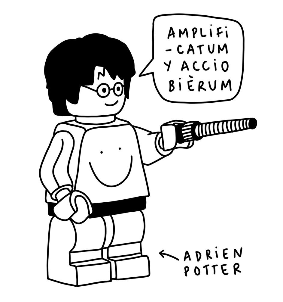 Adrien Potter