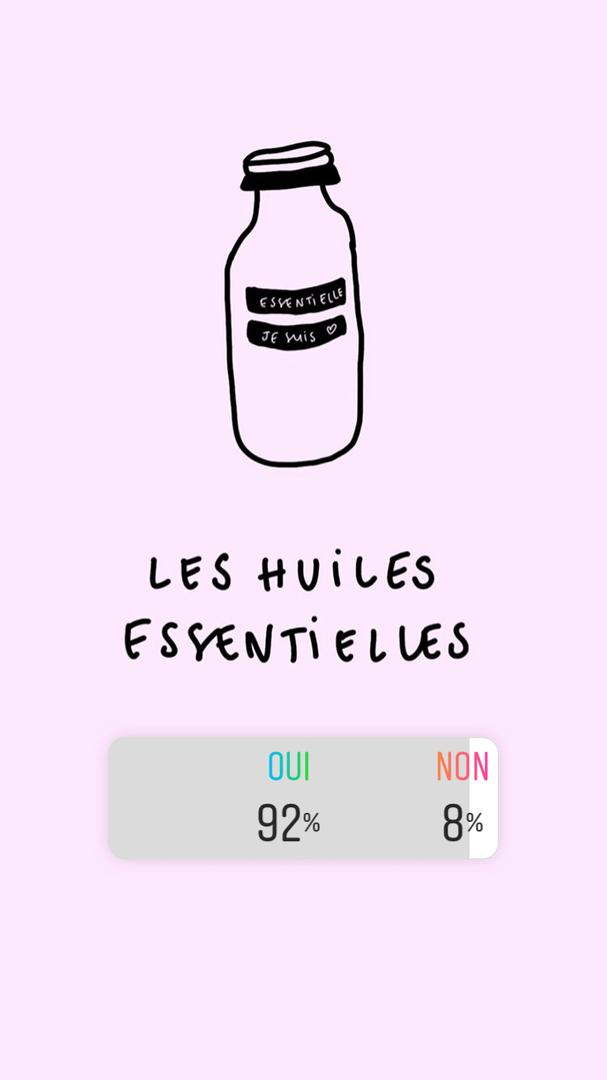 huile essentielle