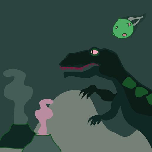 La disparition des dinosaures