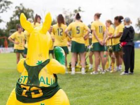 女子ラクロストップ選手とロックダウン中の取り組み #2オリビア・パーカー選手 (オーストラリア)