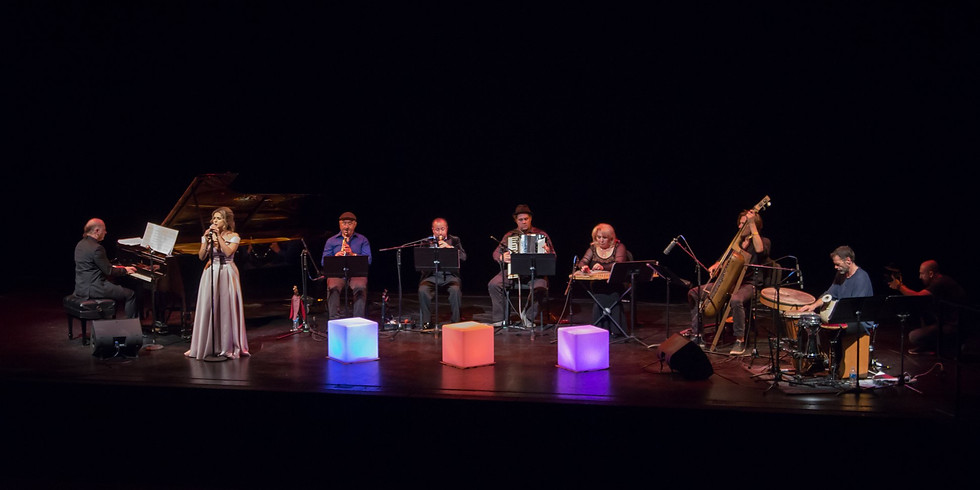 Contemporary Assyrian Folk Concert - Malibu