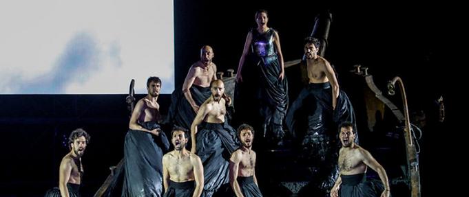 Performances of ancient greek drama   Iuav   10-11.01.2020