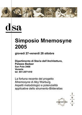 27.10.2005-28.10.2005_Simposio_Mnemosyne