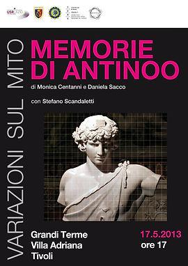 Memorie di Antinoo | Venezia | 3.5.2013