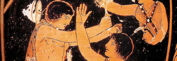 Pots&Plays: scene teatrali e rappresentazioni vascolari V-IV secolo a. C. | Iuav | 26.1.2011