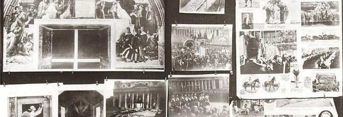 Pensare per immagini. La forma Atlante | Iuav | 16.5.2012