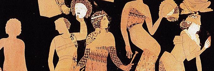 Pots&Plays: scene teatrali e rappresntazioni vascolari V-IV secolo a. C. | Iuav | 04.02.2014