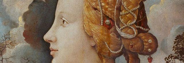 Il gioiello nel ritratto del rinasciment