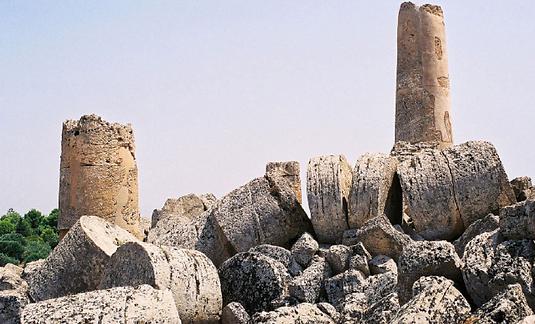 Il Tempio G di Selinute | Iuav | 17.09.2