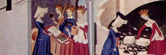 WSA medievale | II modulo | Iuav | Dicem