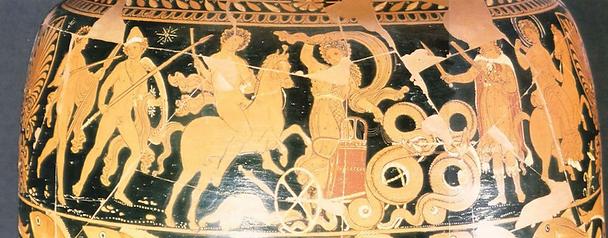 Iconologia de mito e dramma antico | POT