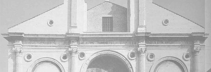 Il Tempio Malatestiano | Iuav | 18.5.2006